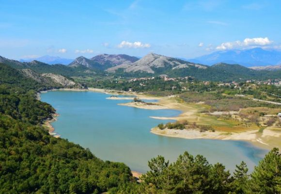 I parchi naturali regionali in italia