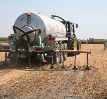 Inquinamento delle acque causato dai nitrati provenienti da fonti agricole