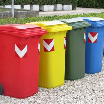 I requisiti per il recupero del residuo secco