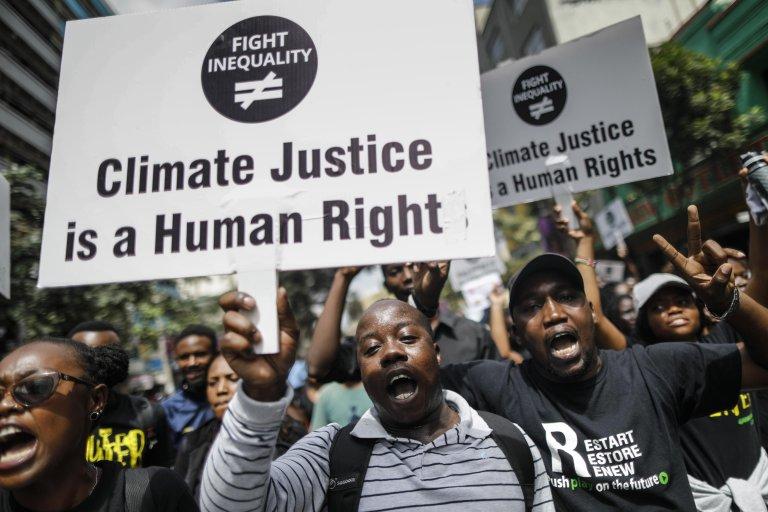 Cambiamenti climatici, contenzioso e tutela dei diritti umani: più presente che futuro.