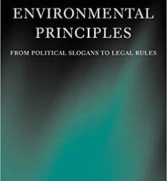 I principi di diritto ambientale. Riflessioni sul libro di Nicolas De Sadeleer